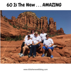 60 Is The New . . . AMAZING!