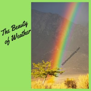 The Beauty of Weather