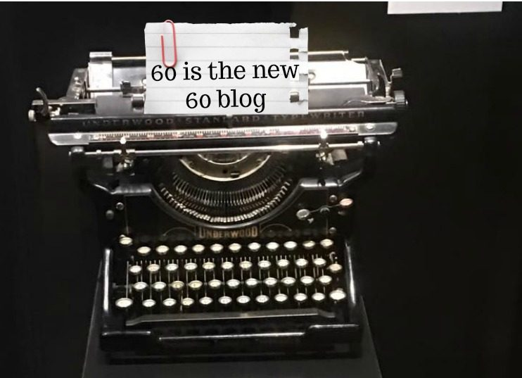 60 Is The New . . . 60